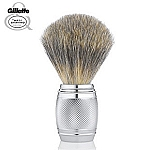 The Art of Shaving Fusion Chrome Collection Shaving Brush