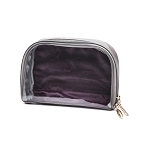 jane iredale Clearview Cosmetic Bag Graphite