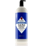 Jack Black Turbo Wash Energizing Cleanser for Hair & Body 33 oz.