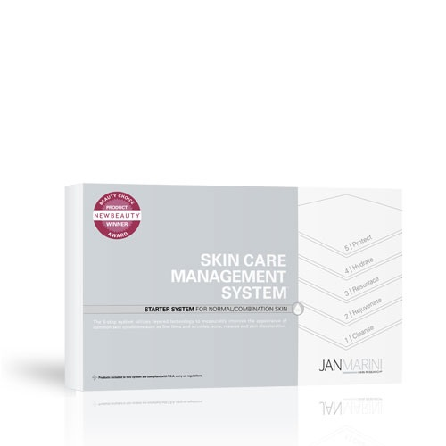 Jan Marini Skin Care Management Starter System Dry Very Dry