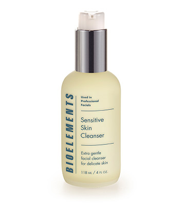 Cleanser for very sensitive skin
