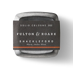 Fulton & Roark Solid Cologne - Shackleford