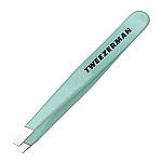 Tweezerman Mini Slant Tweezer - Green Tea