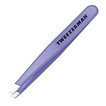 Tweezerman Mini Slant Tweezer - Lovely Lavender