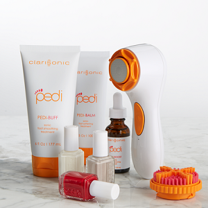 Clarisonic PEDI WITH ESSIE KIT
