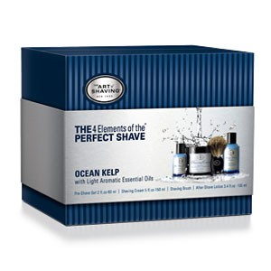 The Art of Shaving Full Size Kit - Scent - kelp