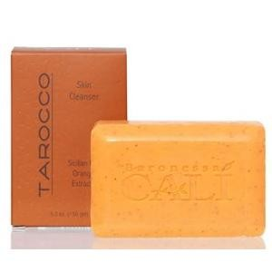 Baronessa Cali Tarocco Skin Cleanser Soap with exfoliate 5.3oz