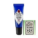 Jack Black Intense Therapy Lip Balm SPF 25, Mint, .25 oz.