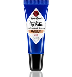 Jack Black Intense Therapy Lip Balm SPF 25 Grapefruit & Ginger