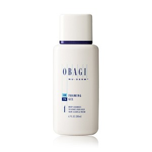 Obagi NuDerm Foaming Gel - Travel Size