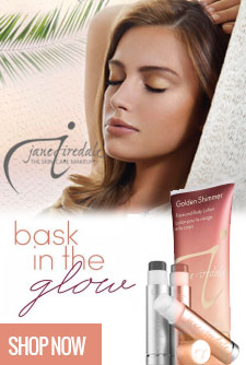 Jane Iredale Collection: Bask in the Glow