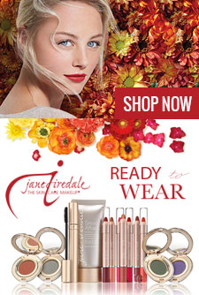Jane Iredale Collection: Ready to Wear