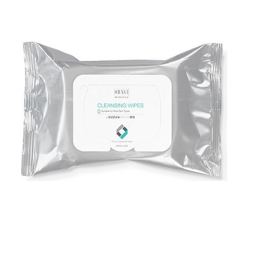 SUZAN OBAGI MD Cleansing Wipes
