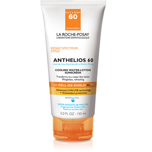 La Roche-Posay Anthelios 60 Cooling Water-Lotion Sunscreen