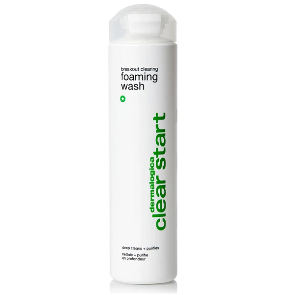 Dermalogica Clear Start Breakout Clearing Foaming Wash 10 oz