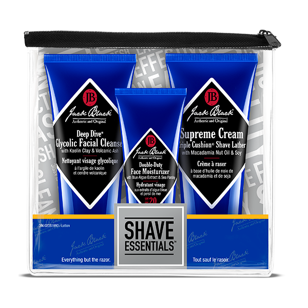 Jack Black Shave Essentials™ Set