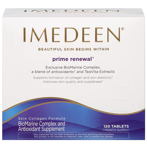 Imedeen Prime Renewal 6 Month Supply