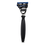 The Art of Shaving Black Compact 5 Blade Razor