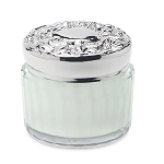 Lady Primrose Celadon Body Cream Jar