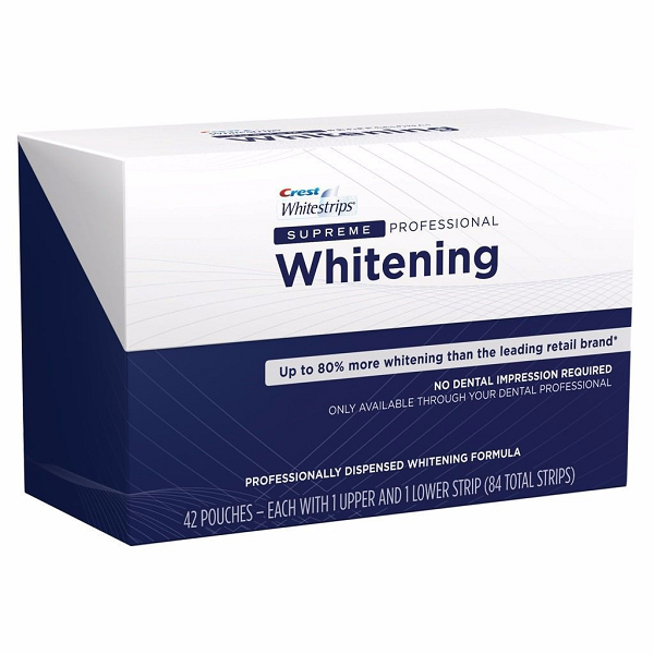 Crest Professional Whitestrips