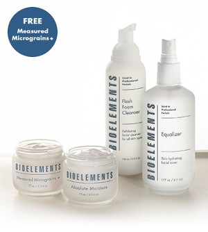 Bioelements Starter Kit-Combination